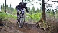 enduro race Kouty 2014