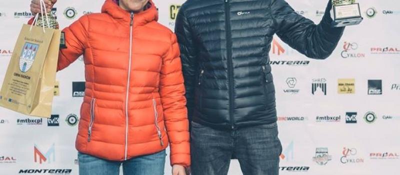 Tomáš veze ze Snowbikového závodu letošní první cenné kovy pro HSK