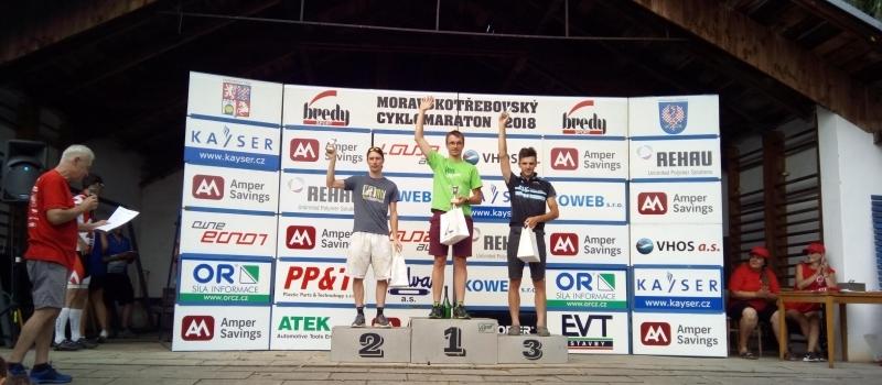 BREDY sport MTB maraton - Moravská Třebová
